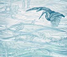 """Sometimes Heron"""